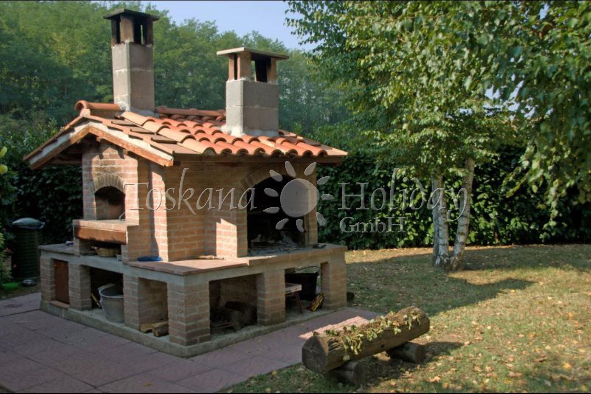 Kleinesferienhaus mit pool und garten toskana urlaub bucine - Toskana garten ...